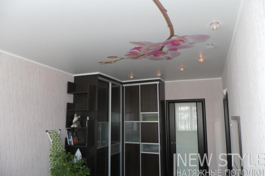 Как сделать перегородку в комнате если есть натяжной потолок
